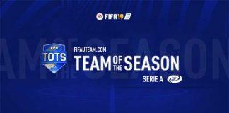 FIFA 19 Serie A Team of the Season