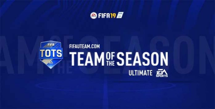 FIFA 19 Ultimate Team of the Season