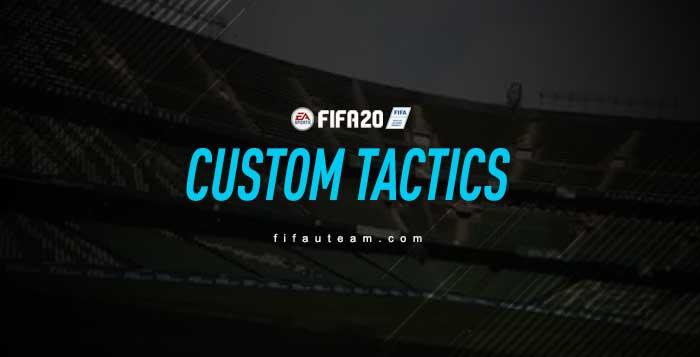 FIFA 20 Custom Tactics Guide