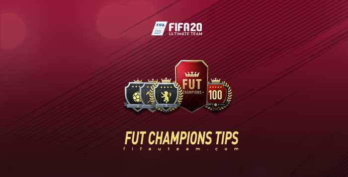 FIFA 20 FUT Champions Tips