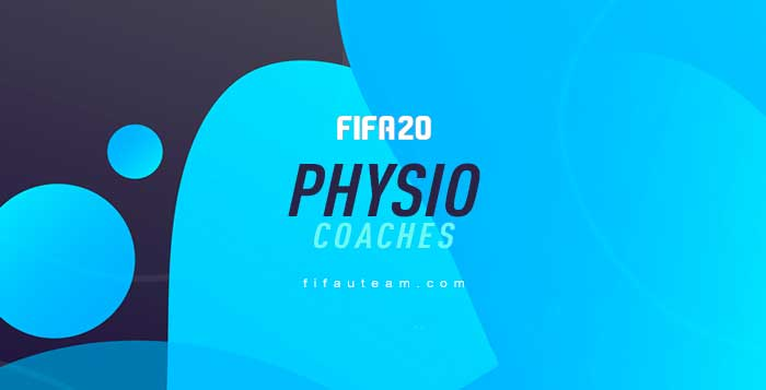 FIFA 20 Physio Coaches Cards Guide