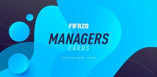 FIFA 20 Managers Cards Guide