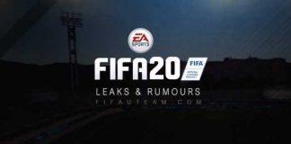 FIFA 20 Leaks