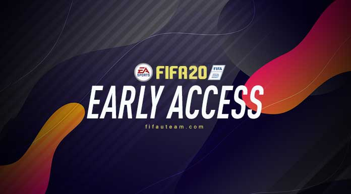 FIFA 20 Early Access - How to Play It First