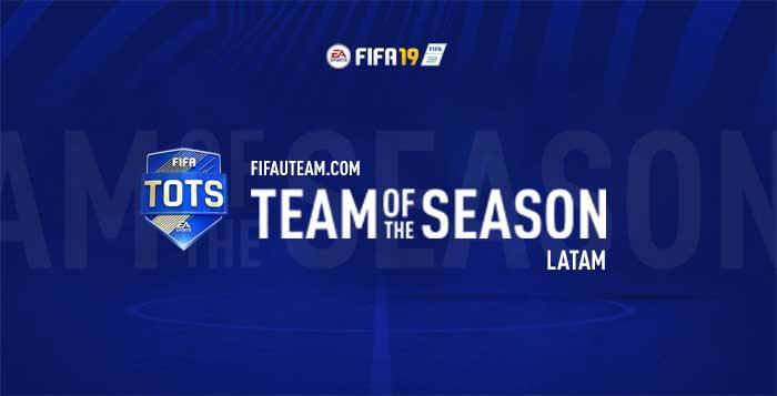 FIFA 19 LATAM TOTS