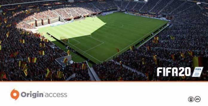 FIFA 20 Origin Access