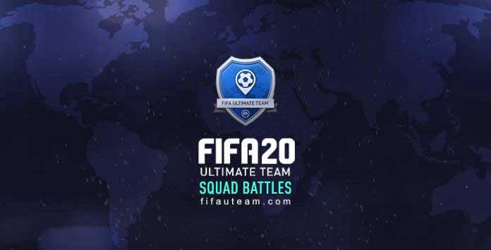 FIFA 20 Squad Battles Calendar