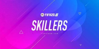 The Best FIFA 20 Skillers - 5 Star Skill Players List