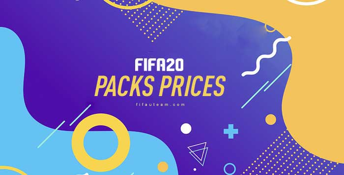 FIFA Packs Prices for FIFA 20 Ultimate Team