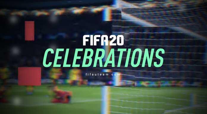 FIFA 20 Celebrations Guide