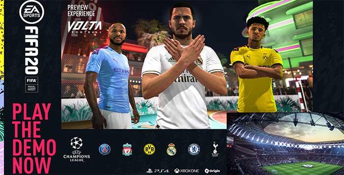 FIFA 20 Demo Guide