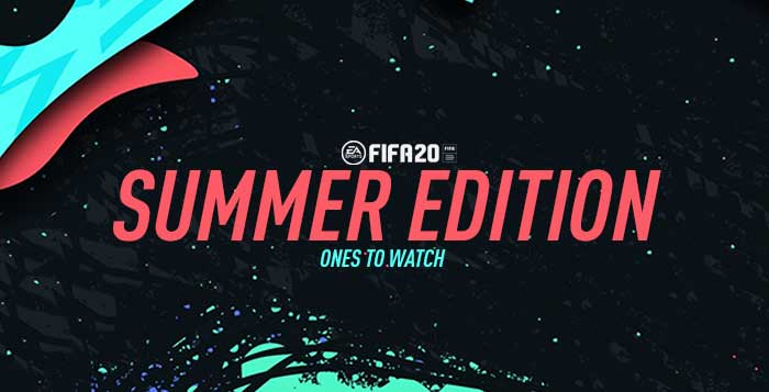 FIFA 20 OTW Players - Summer Edition