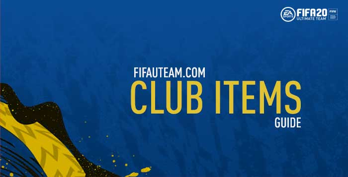 FIFA 20 Club Items Guide - Kits, Badges, Balls and Stadiums