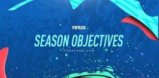 FIFA 20 Season Objectives