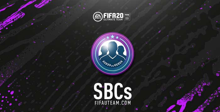 FIFA 20 Squad Building Challenges