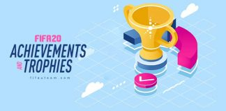 FIFA 20 Achievements and Trophies for Xbox One and PlayStation 4