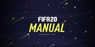 FIFA 20 Manual