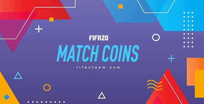 FIFA 20 Match Coins Awarded