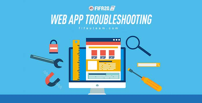 FIFA 20 Web App Troubleshooting Guide