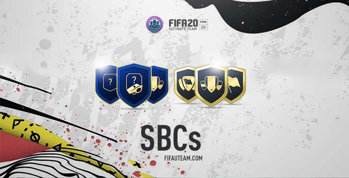 FIFA 20 Squad Building Challenges Guide - Basic and Advanced SBCs