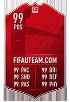 FIFA 20 Bundesliga POTM Item