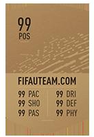 FIFA 20 Common Bronze Item