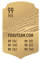 FIFA 20 Rare Bronze Item