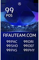 FIFA 20 UCL MOTM Item