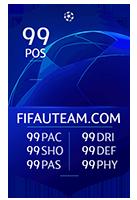 FIFA 20 UCL Item