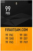 FIFA 20 UEL MOTM Item