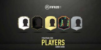 FIFA 20 Players Cards Guide