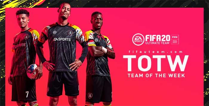 FIFA 20 TOTW