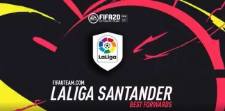 FIFA 20 LaLiga Forwards
