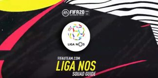 FIFA 20 Liga NOS Squad Guide