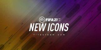New FIFA 21 Icons