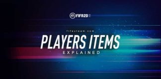 FIFA 20 Ultimate Team Players Items Explained