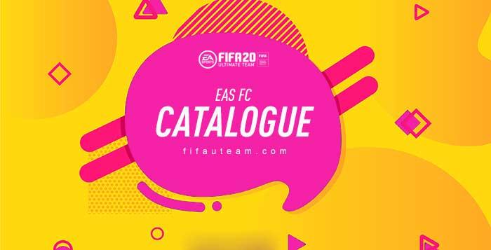 FIFA 20 EAS FC Catalogue