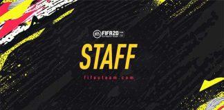 FIFA 20 Staff Guide