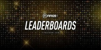 FIFA 20 Leaderboard