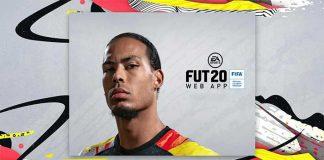 FIFA 20 Web App