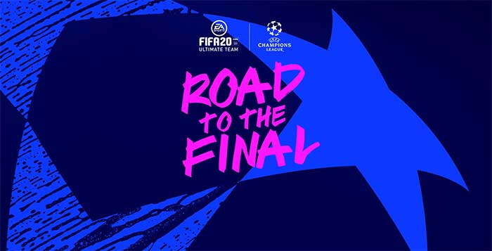 FIFA 20 Road to the Final - Europa League Upgrades