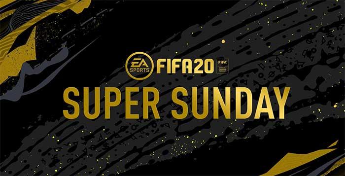FIFA 20 Super Sunday