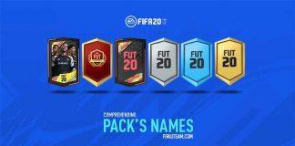 FIFA 20 Packs