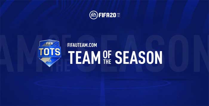 FIFA 20 Team of the Season