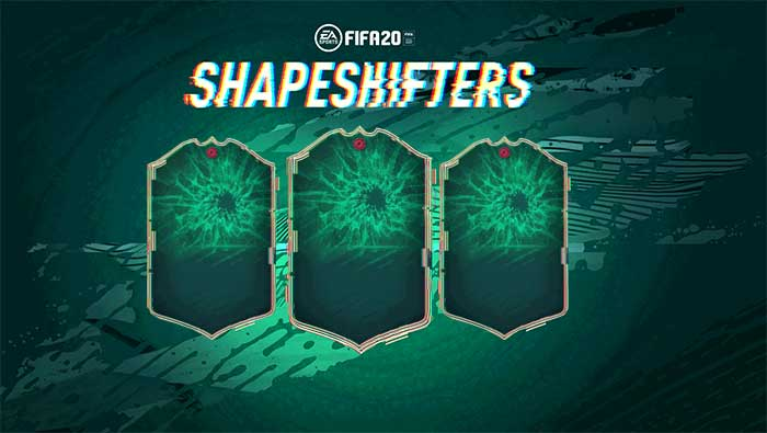 FIFA 20 Shapeshifter