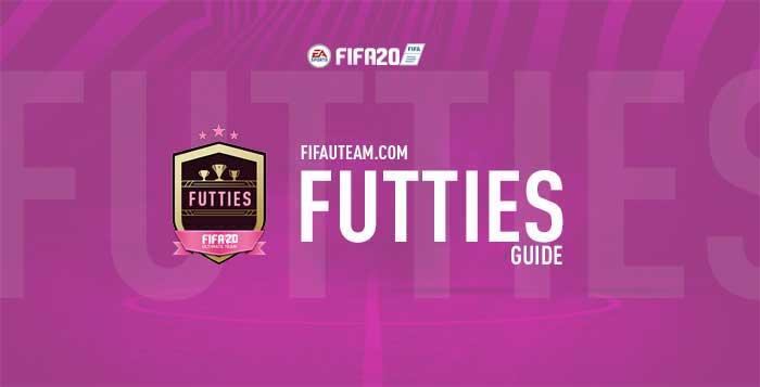 FIFA 20 FUTTIES