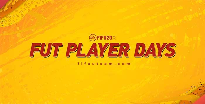 FIFA 20 FUT Player Days