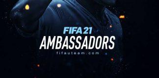 FIFA 21 Ambassadors