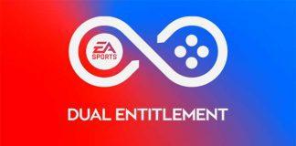 FIFA 21 Dual Entitlement