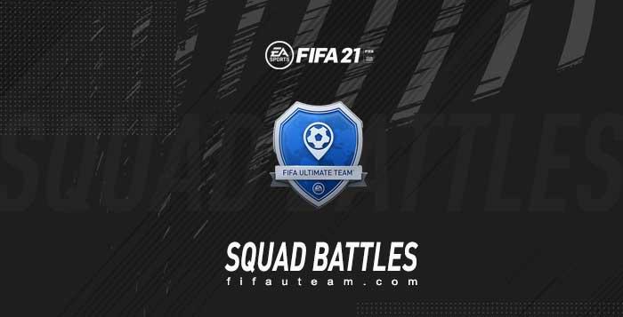 FIFA 21 Squad Battles